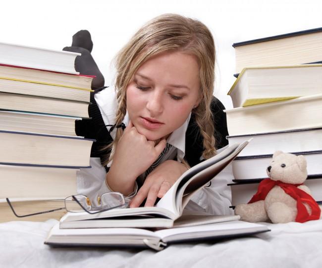 Staying Focused On Homework High School Illustrated
