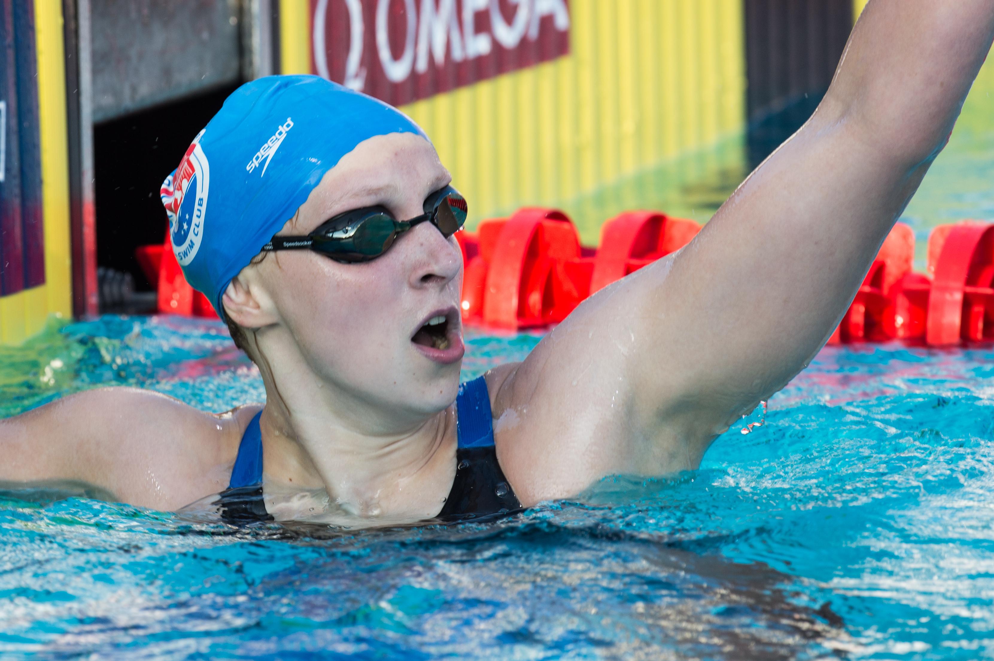 Katie Ledecky: The Best Swimmer in the World - High School