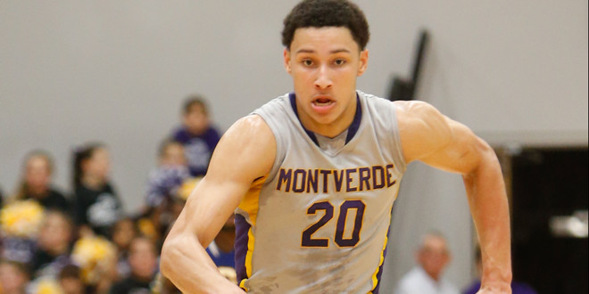 Ben Simmons On Top Of The Game High School Illustrated